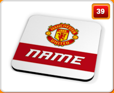 Personalised Children's Names Coasters