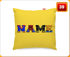 Personalised Children's Names Cushions