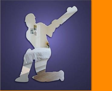 Cricketer Mirror