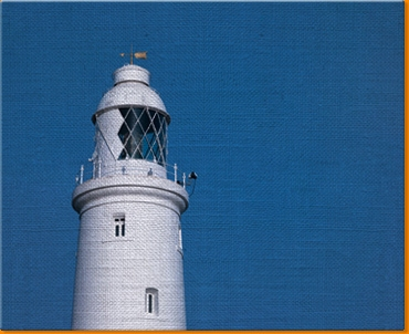 Light House Canvas Art Print