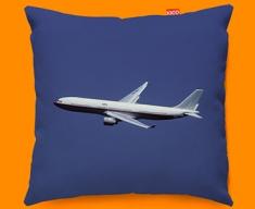 Airbus A330 Plane Sofa Cushion
