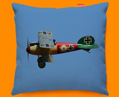 Albatros Flugzeugwerke DV Plane Sofa Cushion