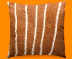 Animal Skin Deer Funky Sofa Cushion 45x45cm