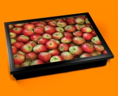 Apples Cushion Lap Tray