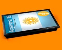 Argentina 74 Laptop Lap Tray