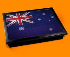 Australia Cushion Lap Tray