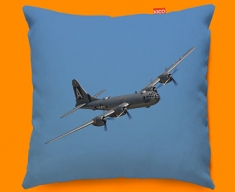 B 29 Superfortress Boeing Plane Sofa Cushion