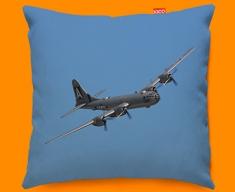 B 29 Superfortress Boeing Plane Sofa Cushion