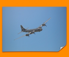 B 29 Superfortress Boeing Plane Poster