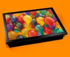 Balloons Cushion Lap Tray