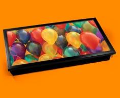 Balloons Laptop Lap Tray