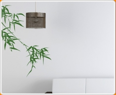 Bamboo Wall Sticker