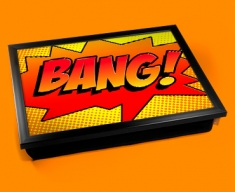 Bang Comic Lap Tray