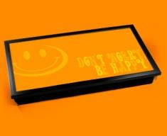 Be Happy Laptop Lap Tray