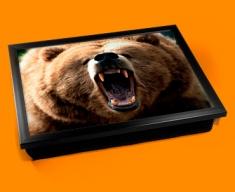 Bear Cushion Lap Tray