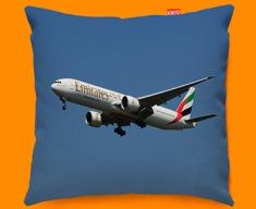 Boeing 777 Plane Sofa Cushion