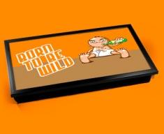 Born To Be Wild Laptop Lap Tray