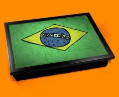 Brazil Cushion Lap Tray