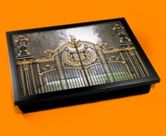 Buckingham Palace Cushion Lap Tray