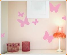 Butterfly Set Wall Sticker
