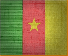 Cameroon Canvas Art Print