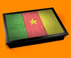 Cameroon Cushion Lap Tray