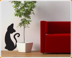 Cat Wall Sticker
