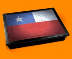 Chile Cushion Lap Tray