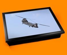Chinook Boeing Plane Cushion Lap Tray