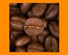 Coffee Beans Napkins (Set of 4)