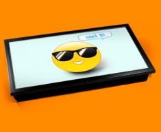 Cool Emoticon Laptop Tray
