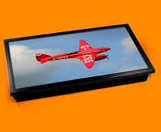 DH88 Comet de Havilland Plane Cushion Laptop Tray