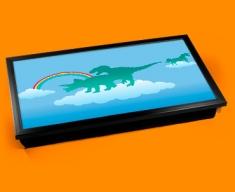 Dino Heaven Laptop Lap Tray