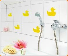 Ducks 1 Set Wall Sticker