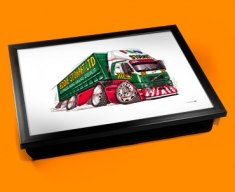 Eddie Stobart Cushion Lap Tray