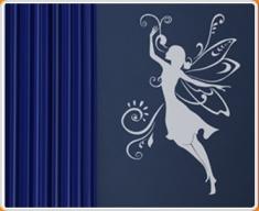 Fairy 1 Wall Sticker