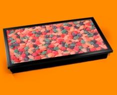 Fruit Pastilles Laptop Lap Tray