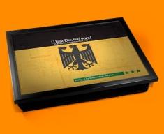 Germany 74 Cushion Lap Tray