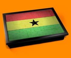 Ghana Cushion Lap Tray