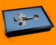Gladiator Gloster Plane Cushion Lap Tray