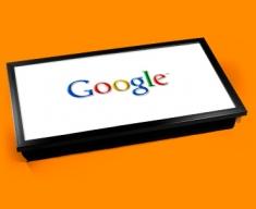 Google Logo Laptop Tray