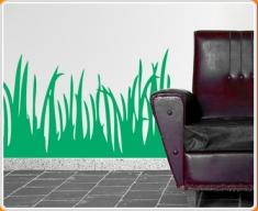 Grass Wall Sticker