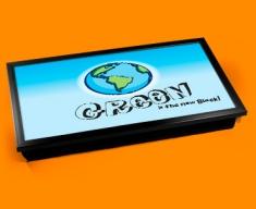 Green Earth Laptop Lap Tray