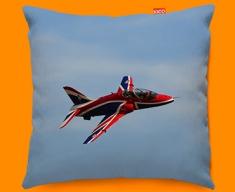 Hawk BAE Plane Sofa Cushion