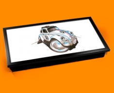 Herbie The Beetle Laptop Lap Tray