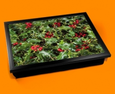 Holly Cushion Lap Tray