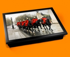 Horse Guards Cushion Lap Tray