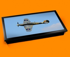 Hurricane Hawker Plane Cushion Laptop Tray