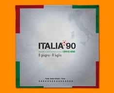 Italia 90 Flag Napkins (Set of 4)