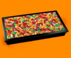 Jelly Beans Laptop Lap Tray